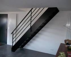 SMRH - GARLAN - Escaliers intérieurs/extérieurs
