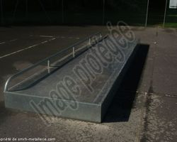 SMRH - GARLAN - Skate Park Locquirec