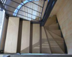 SMRH - GARLAN - Escalier métallique intérieur ou extérieur