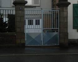 SMRH - GARLAN - Portes, portails et clôtures